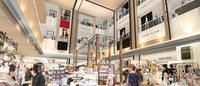日本最大級の駅型商業施設「ルクア イーレ」4月2日開業へ 三越伊勢丹は一部フロアで営業