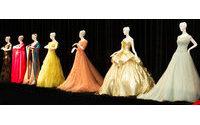 Harrod's leiloa vestidos criados para princesas Disney