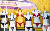 En 2018, il s'est vendu  en France plus de maillots de bain pour femme, mais à moindre prix