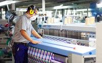 Los precios de exportación de la industria textil suben un 1,2 % en septiembre