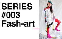 Geraldine Wharry: Fash-art