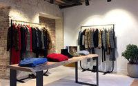 Valentine Gauthier déménage sa boutique historique