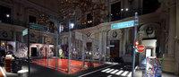 Il bimbo Versace trasforma Palazzo Corsini in New York