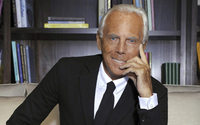 Giorgio Armani to be honoured at this year's Fashion Awards