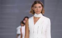 London Fashion Week : Ralph & Russo, la couleur de l'argent