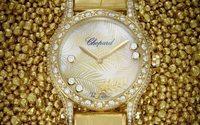 Chopard s'impegna a produrre orologi e gioielli con oro sostenibile