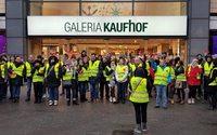 Bundesweite Streiks bei Kaufhof und Karstadt Sports
