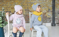 Smiley and Olivier Baby launch cashmere kidswear