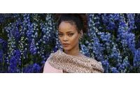 Rihanna prepara una linea di make-up in collaborazione con LVMH