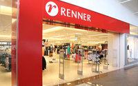 Renner supera R$ 1 bilhão em receita pela primeira vez