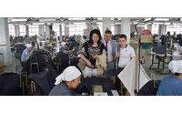 Состоялся бизнес-тур российских бизнесменов на текстильные предприятия Таджикистана