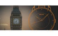 L'horloger Mido organise un concours autour de Big Ben pour sa nouvelle montre