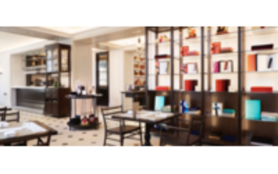 2b8442b636ec Burberry expands its Regent Street flagship with an in-store café - News    Retail ( 539742)