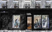 """Karl Lagerfeld's Parisian flagship reopens with """"The World of Karl"""""""
