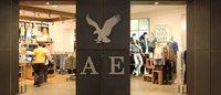 American Eagle, Aeropostale abandon logos as they look for edge