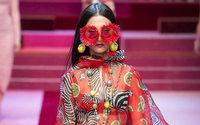 """Dames de coeur"" avec Dolce & Gabbana"