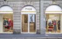 Maje ouvre sa quatrième boutique italienne à Milan