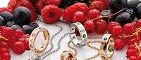 宝格丽推出全新ROMAN SORBETS罗马雪芭系列珠宝