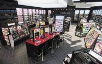 Sephora permet le retrait de commande sous deux heures, à l'entrée des magasins