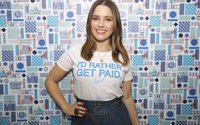 Deodorant brand Secret rounds up celebrities to highlight the gender pay gap for new campaign