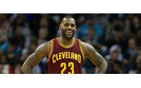 Nike bindet Basketball-Star LeBron James auf Lebenszeit