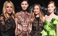 Marchesa hovers between China and England at the Arab Fashion Week