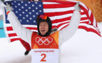 U.S. snowboarding golds spark jacket sales