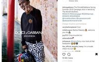 Christian Combs and Noé Elmaleh are new faces of Dolce & Gabbana