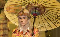 La extravagancia y las flores de Gucci abren la Semana de la Moda de Milán