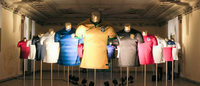 Nike過去最多10ヵ国のサッカー代表ユニフォーム マドリードで特別展示