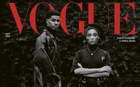 Footballer who tackled poverty stars in British Vogue's Black 'hope' issue