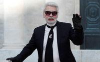 Élyséepalast würdigt Lagerfeld als großen Mode-Botschafter