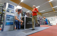 "Decathlon développe le ""test & buy"" en magasin"
