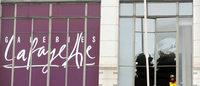 Les Galeries Lafayette de Pau ouvrent un pop-up store suite à l'incendie
