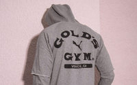 Puma launches collection with Gold's Gym