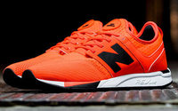 In Cina maxi-multa a 3 imprese, copiato logo scarpa New Balance