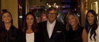 Alberto Guardiani : Serena Guardiani supervise le style pour la femme