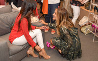 Sarah Jessica Parker opens first West Coast boutique at Bellagio, Las Vegas