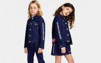 Calvin Klein Jeans si lancia nella moda bambino