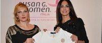 Maria Grazia Severi e Maria Grazia Cucinotta: una capsule per la lotta ai tumori al seno