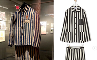 Loewe pulls outfit accused of resembling Nazi concentration camp uniform