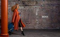 Рианн ван Ромпей стала лицом новой кампании BOSS