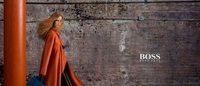 Rianne Van Rompaey, visage de la campagne BOSS automne-hiver 2016