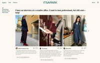 H&M launches Itsapark for styling questions and ecommerce guidance