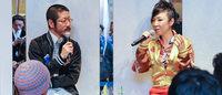 「クリエイションは魂」デザイナー森永邦彦とユーミンが音楽とファッションを語る