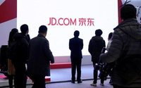 China's JD.com complains of 'serious' U.S. protectionism