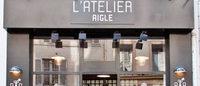 Aigle inaugure L'Atelier, un concept-store multimarques