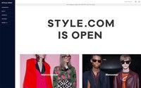 Style.com connaît une nouvelle vie dans le commerce en ligne