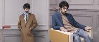 プラダ最新広告に3人の俳優とOMAデザイン家具