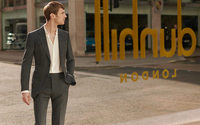 Dunhill takes to the streets of Mayfair for latest campaign